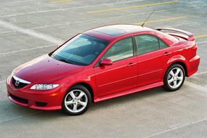 Mazda 6 2003 price